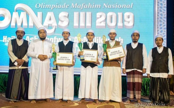 Dalwa Raih Kejuaraan Mafahim Tingkat Nasional