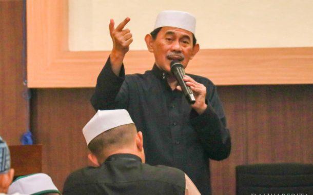 NASEHAT DR. KH. BASHORI ALWI INI MENJAWAB SEGALA PROBLEM DAKWAH!