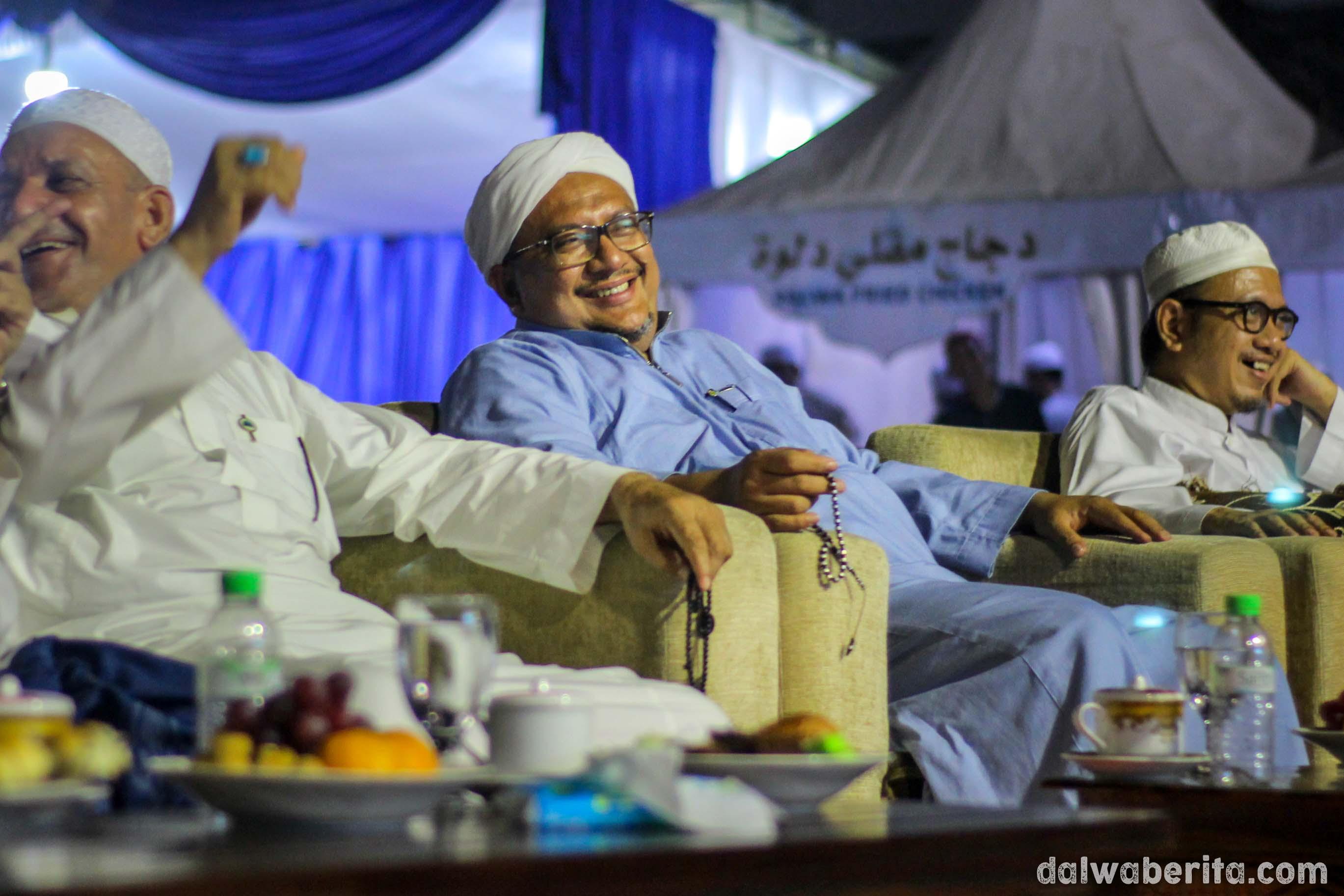 Gembira di Hari bahasa Arab Sedunia