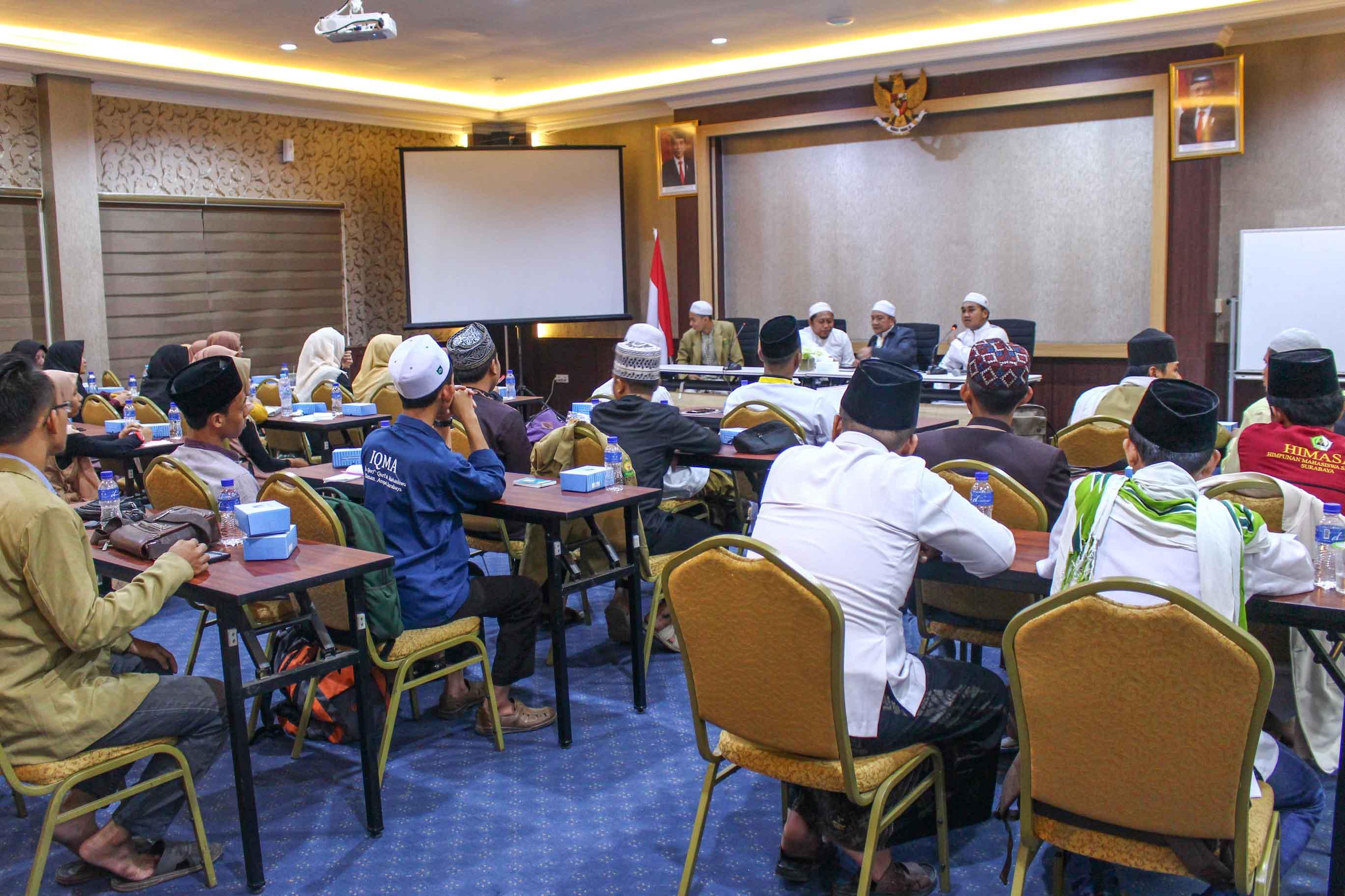 Study Banding IQMA; Berbagi Metode Dakwah Dengan Qismu Dakwah Dalwa