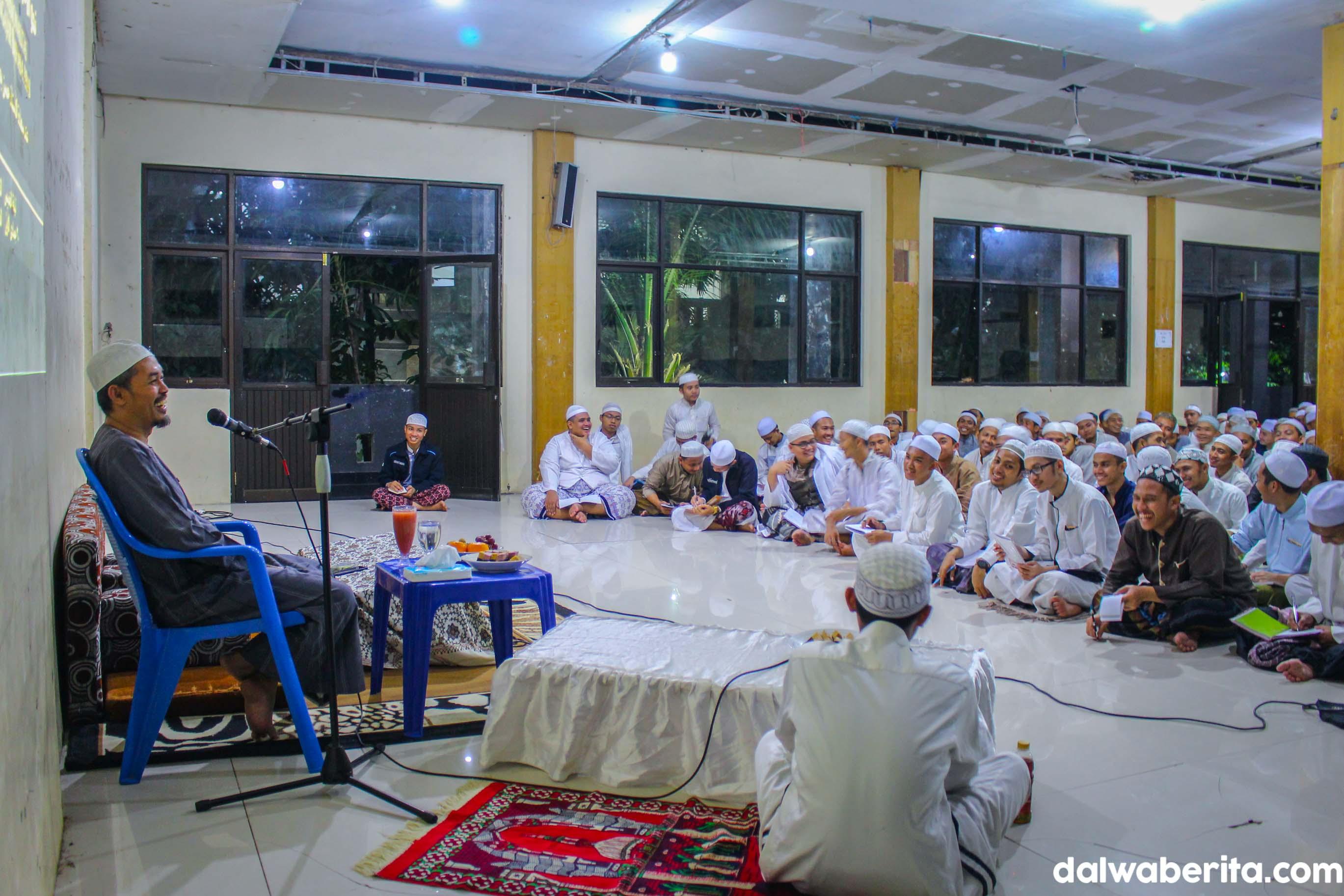 Workshop SPM Jil Hamasah