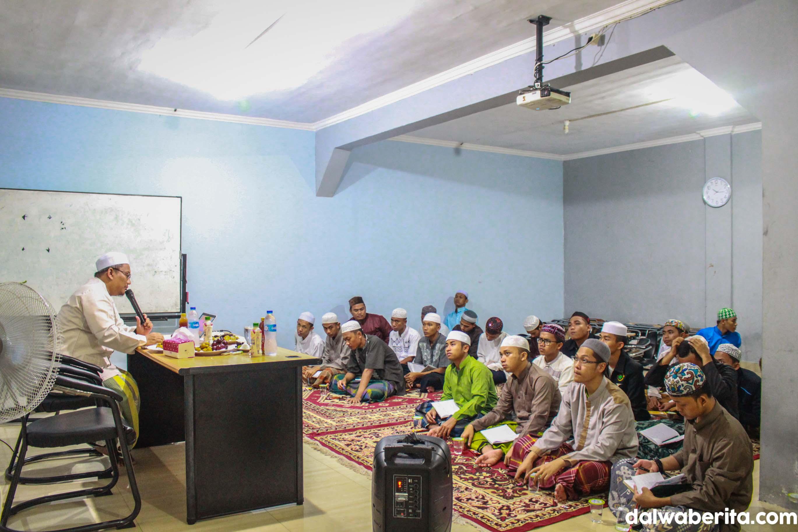 Prodi Ekonomi Syariah Kaji Mendalam Fikih Muamalat