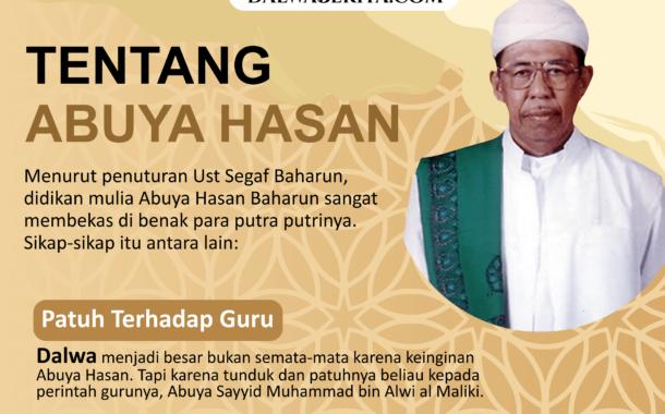 Tentang Abuya Hasan