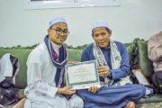 Habib Segaf dan silahturahmi al Hasaniyyah Hadramaut