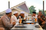 Kejaksaan Tinggi Sulteng Ngopi Di Dalwa Cafe