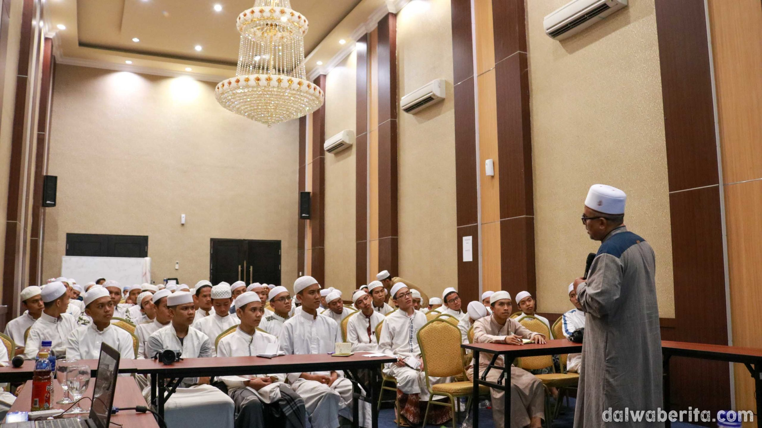 Jelang Liburan, ISKAB Adakan Seminar Kepemimpinan Dan Dakwah