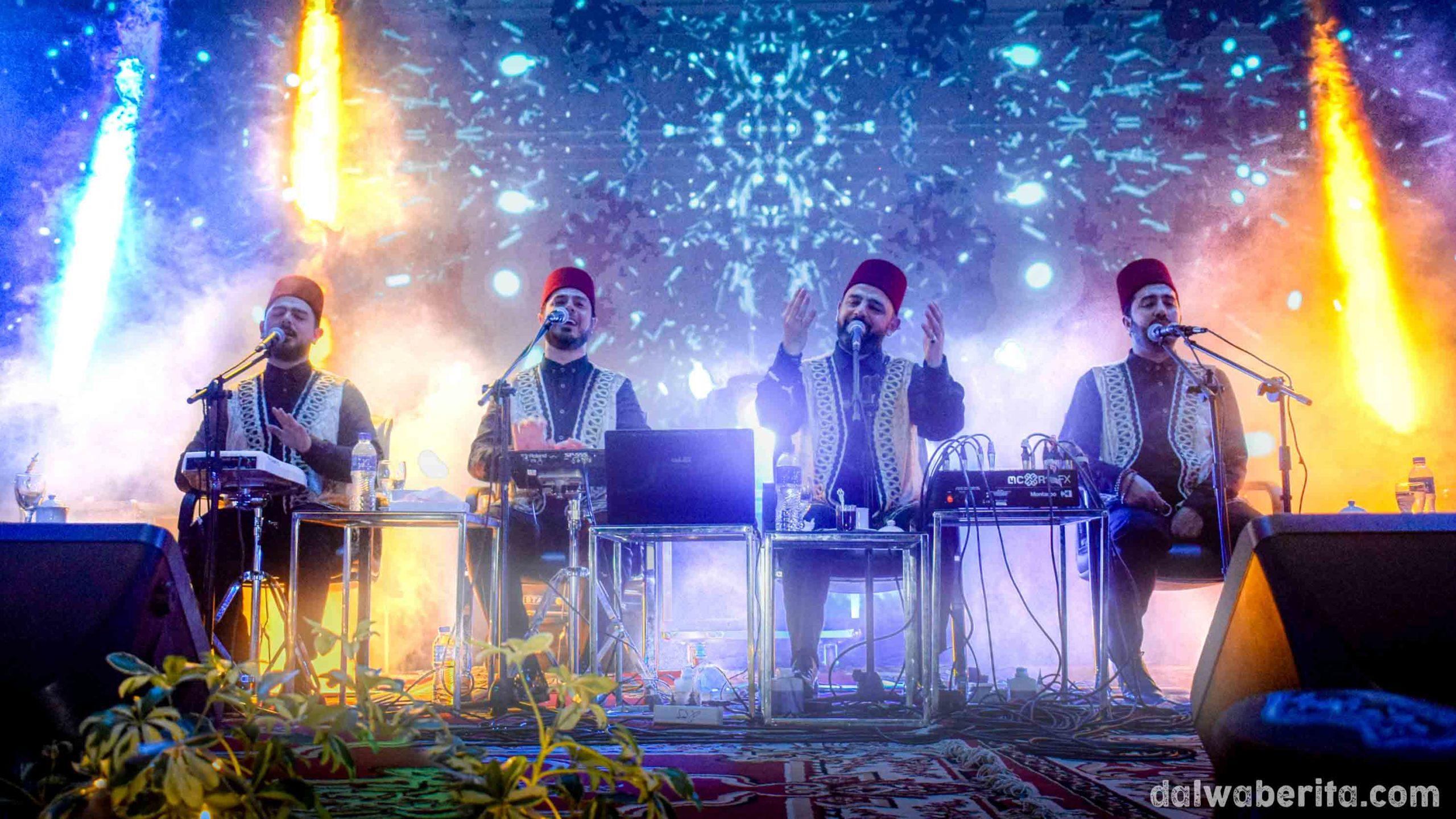 Grup Nasyid Asal Syiria Membuat Abuya Terharu