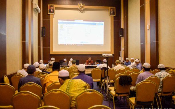 Pelatihan Manejemen Keadministrasian Untuk IAI Dalwa Yang Lebih Rapi