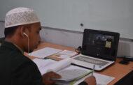 Ujian Skripsi Online Perdana IAI Dalwa : Solusi di Tengah Pandemi