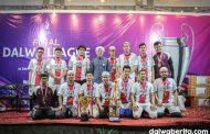Keluar Sebagai Juara, Ahlul Bayt FC kalahkan Tim Asatidzah Dengan Skor 8-7