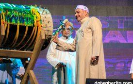 Gelar Opening Festival Ramadhan, Santri Dalwa Tampilkan Berbagai Kesenian Nusantara