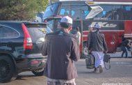 Lepas 296 Santri Kibar, 135 Pondok Dari Berbagai Daerah Datang Menjemput