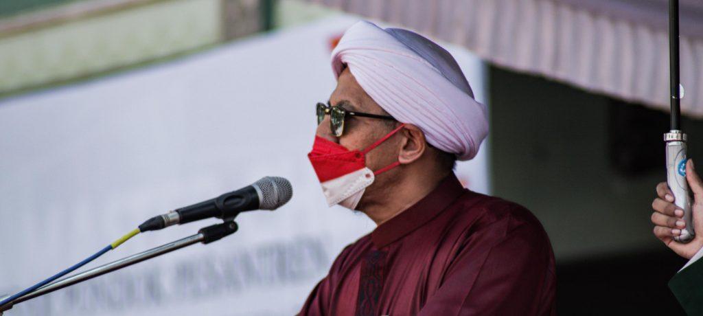 Peringatan HUT RI Ke-76, Habib Segaf Baharun: Mari Kita Membangun Indonesia