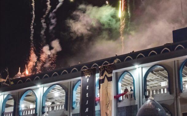Kemeriahan Opening Festival Muharram 1443 H di Ponpes Dalwa