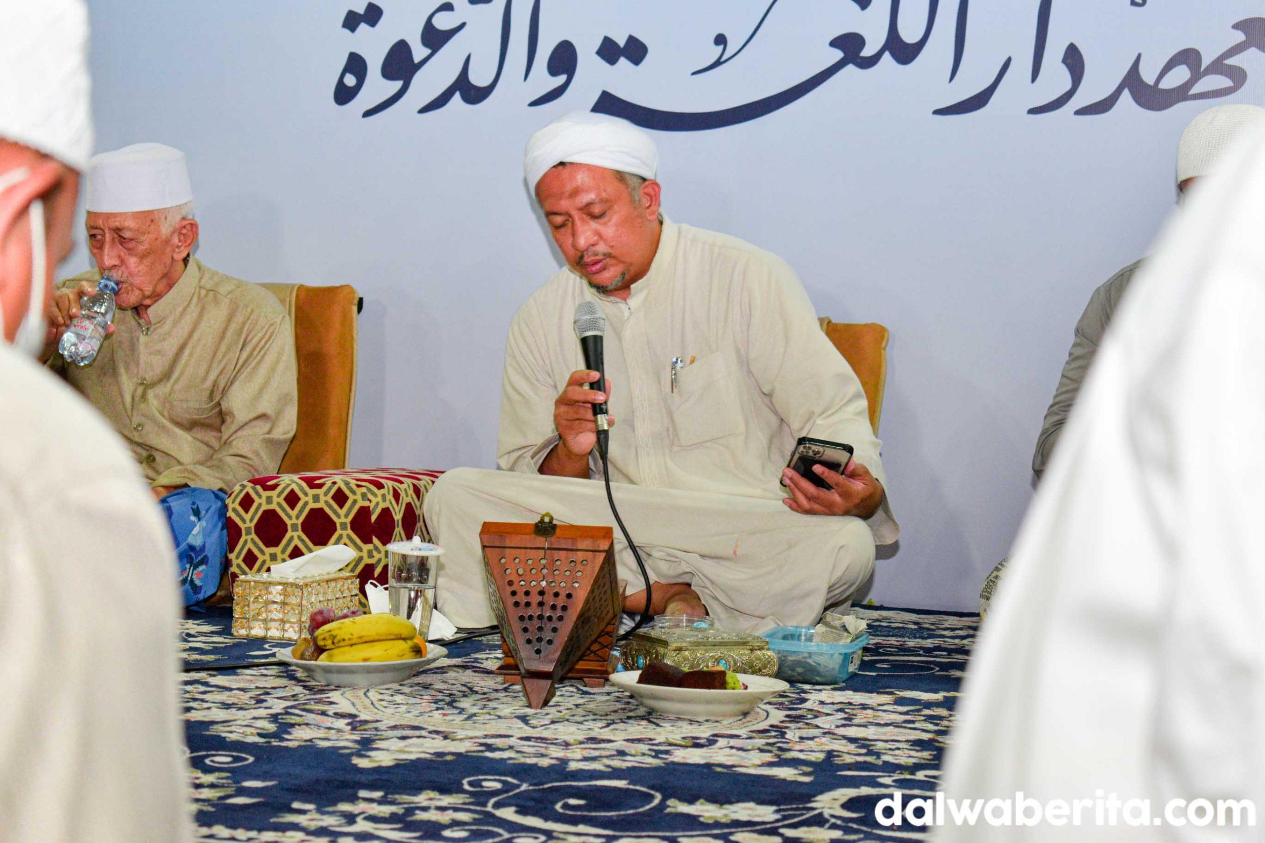 Kenang 40 Hari Kepergian Syarifah Zainab binti Husein Assegaf, Ponpes Dalwa Adakan Pembacaan Tahlil